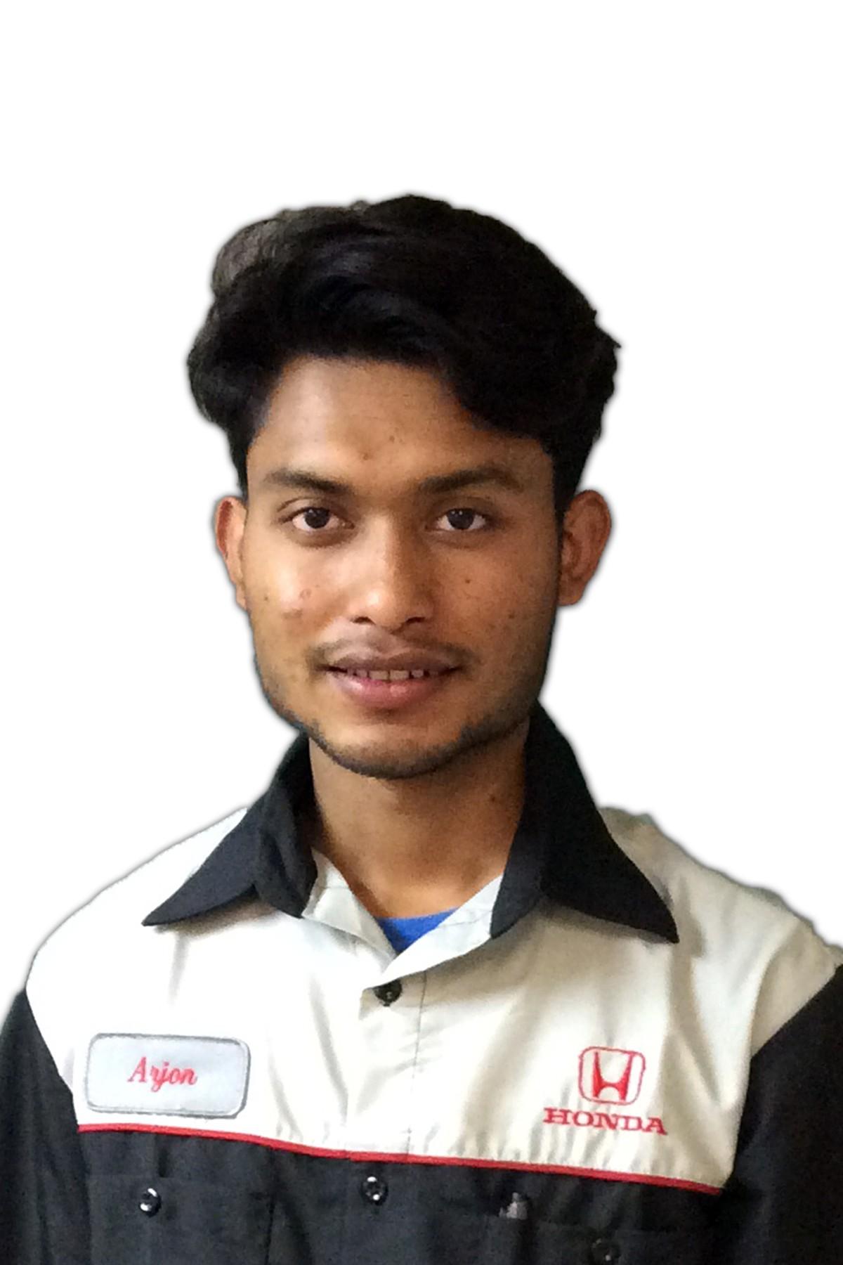 Arjun  Lowagon