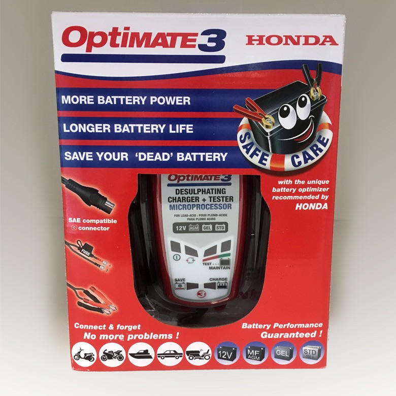 Optimate3 - Charger