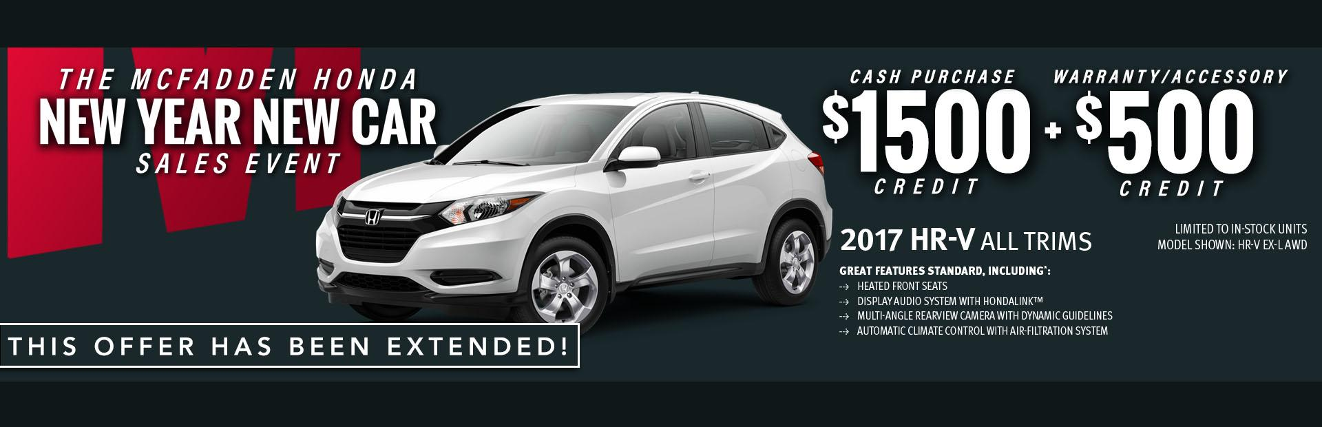 All Inventory - Approved NYNCE - HR-V