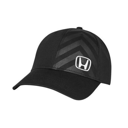 CHEVRON COTTON TWILL CAP