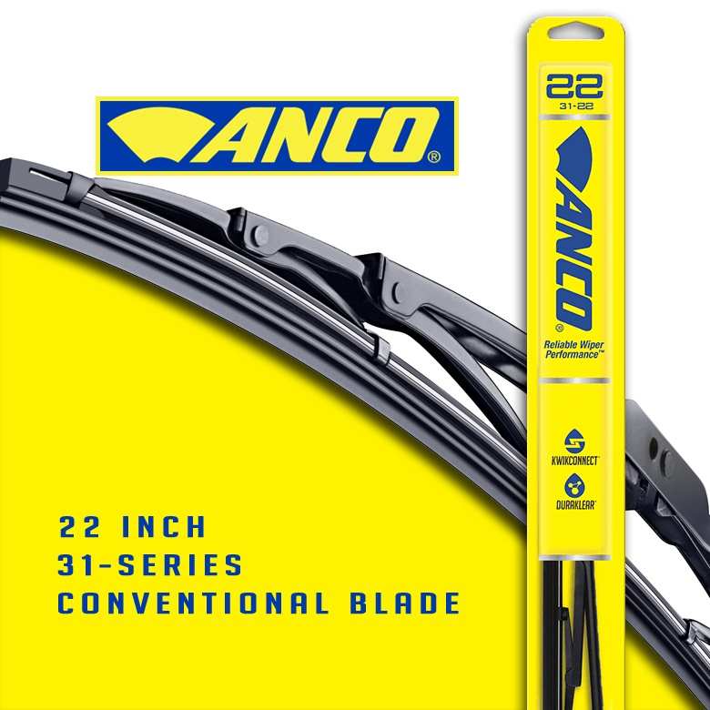 ANCO 31-SERIES-31-22 WIPER BLADE