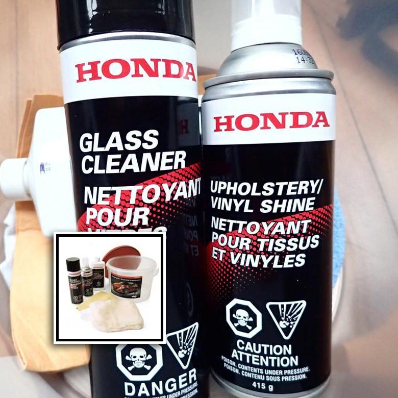 Honda Car Care Kit - CA66931