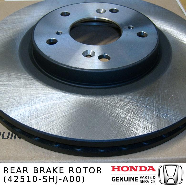 REAR BRAKE ROTOR 42510-SHJ-A00