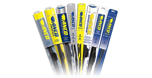 Flex Blade Wipers