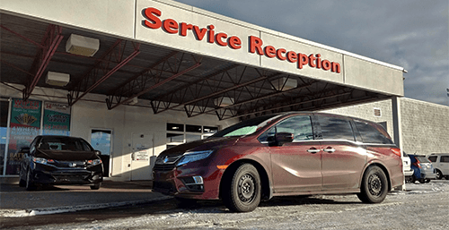 Winter Service & Check up $98.88 + tax