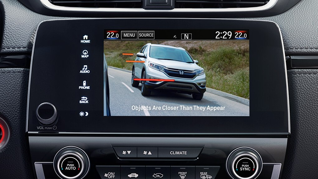 McFadden Honda - 2019 Honda CR-V - Interior Dash - Safety - LaneWatch