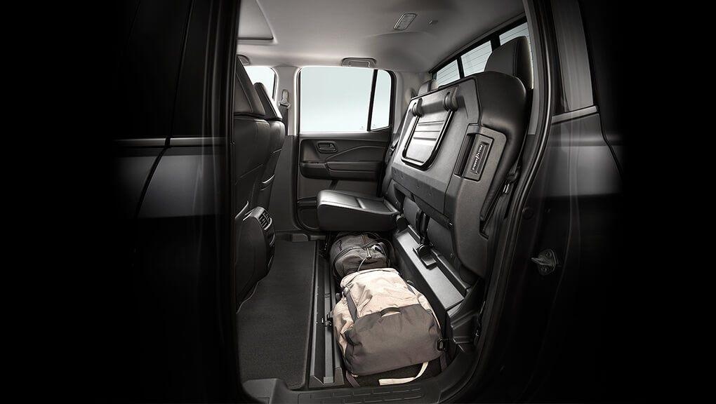 McFadden Honda - 2019 Honda Ridgeline - Interior Rear - Cargo Space