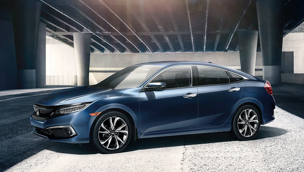 McFadden Honda - 2019 Honda Civic - Exterior - Styling