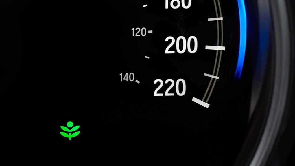 McFadden Honda - 2019 Honda Fit - Interior - Dash - Econ Mode