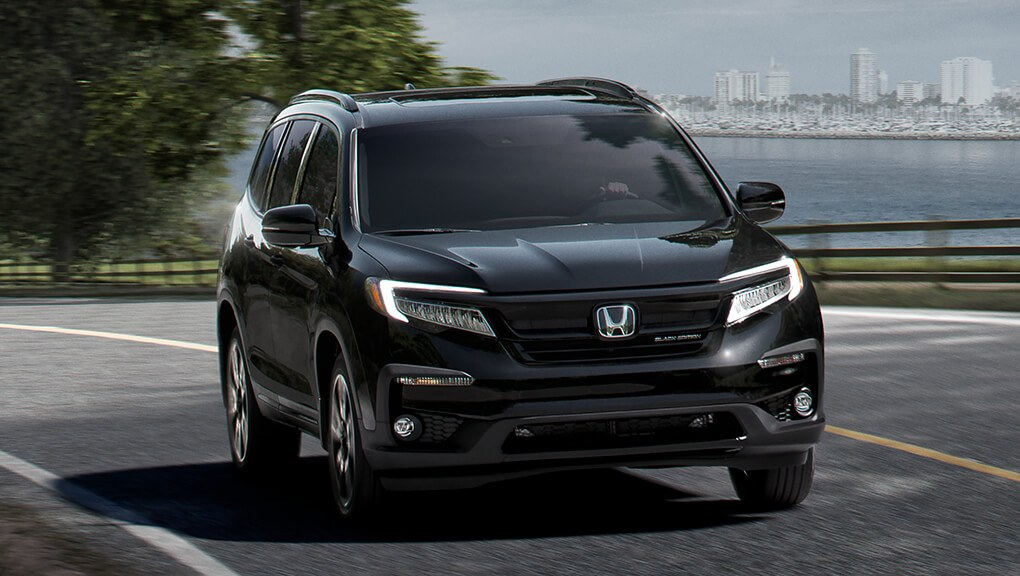 https:/McFadden Honda - 2019 Honda Pilot - Exterior - Performance and Capability