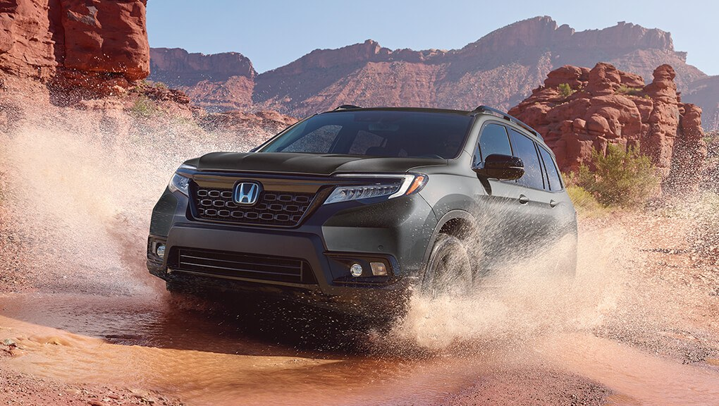 McFadden Honda - 2019 Honda Passport - Exterior - Off Road