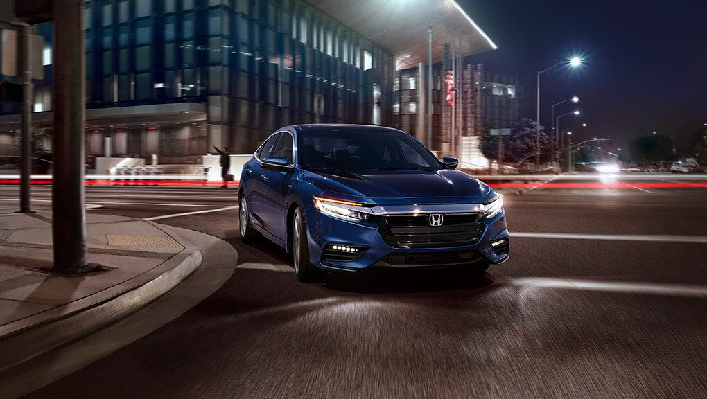 McFadden Honda - 2019 Honda Insight - Exterior - Honda Safety Suite