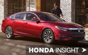 McFadden Honda - Honda Lineup - Insight Hybrid - CTA