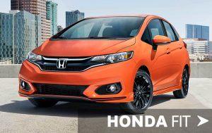 McFadden Honda - Honda Lineup - FIT - CTA