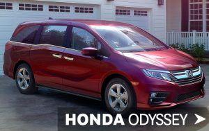 McFadden Honda - Honda Lineup - Odyssey - CTA