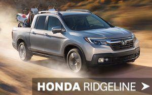 McFadden Honda - Honda Lineup - Ridgeline - CTA