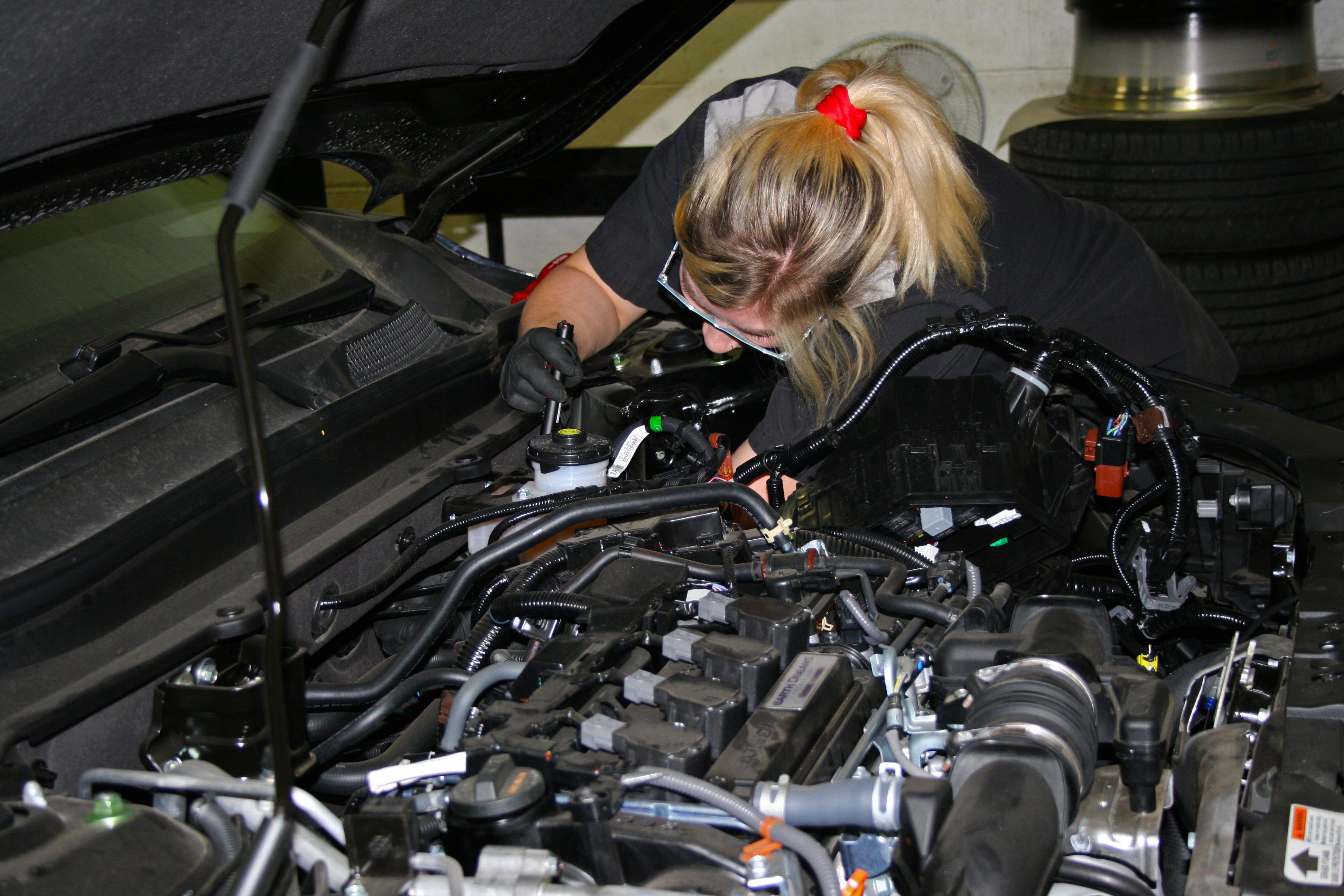 McFadden Honda - Service Technician