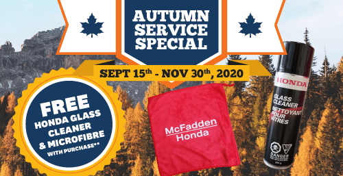 Autumn Service Special