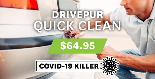 DrivePur Quick Clean
