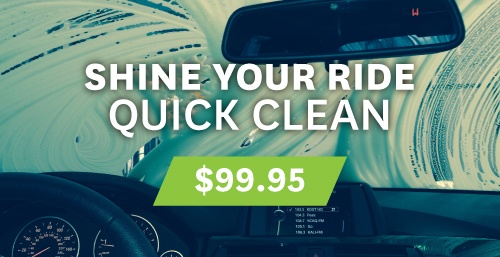 Shine Your Ride Quick Clean